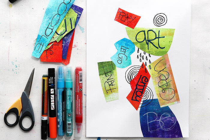 VIDEO: 5 Abstract Art Ideas To Try Today