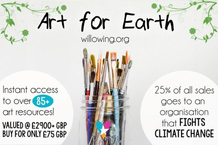 Get Ready To Art For Earth!