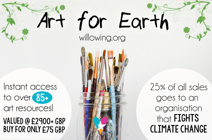 Art for Earth Fight climate change
