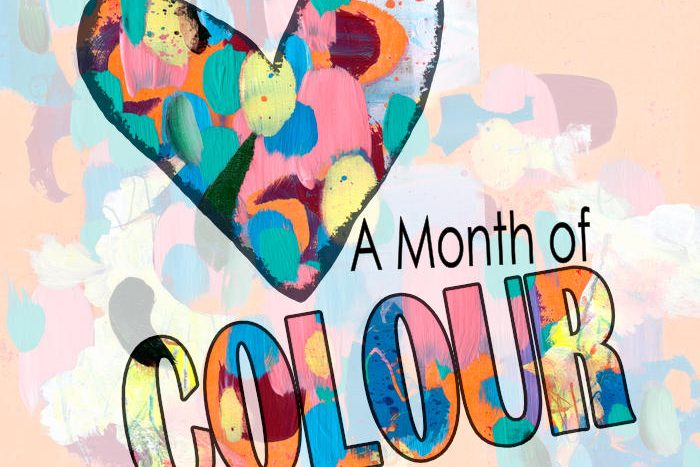 A Month Of Colour – Doors Are Open!