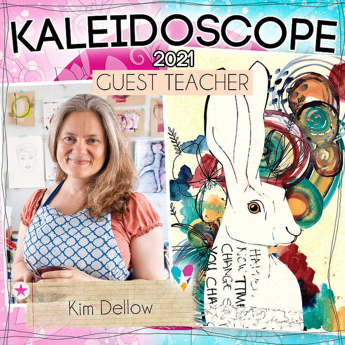 Read more about the article Big Workshop News! Kaleidoscope 2021