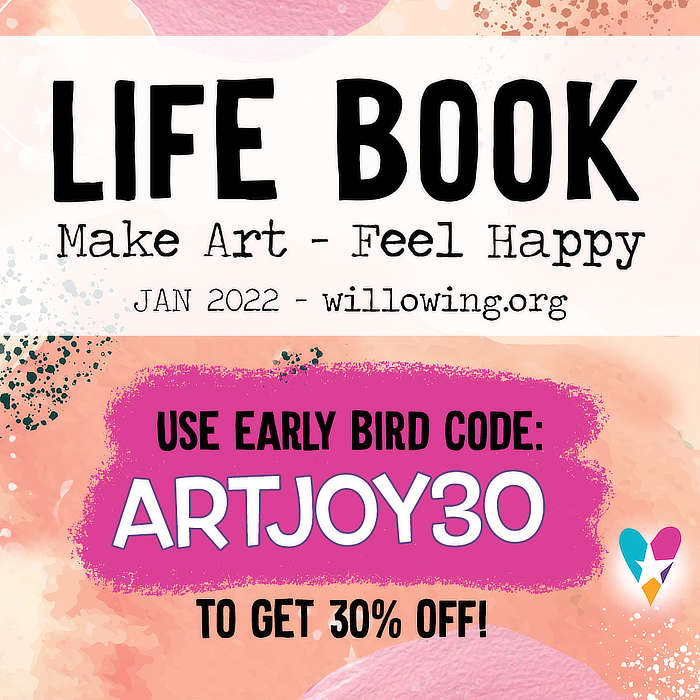 Join Life Book 2022 with Kim Dellow